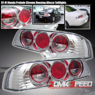 Sonar 1997 2001 Honda Prelude altezza Tail Lights Lamp