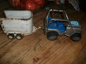 Tonka Horse Trailer Diecast & Toy Vehicles