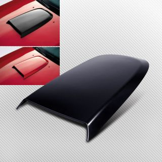 05 09 Ford Mustang Racing Sport Black Hood Scoop