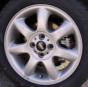 "59570A Mini Cooper Clubman 2005 2012 16"" Used Wheels Car Rims Parts Alloy"