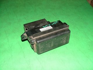05 BMW Mini Cooper 1 6L Engine Compartment Fuse Relay Block Box