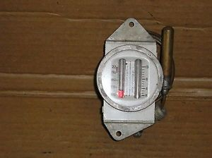 1932 Ford Hot Rod Rat Rod Dual Temp Gauge