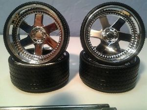 1 16 Scale Model Car Wheels