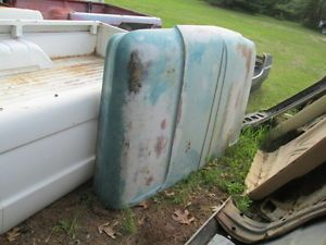 Q 1960 66 Chevy Pickup Truck Hood Rat Rod