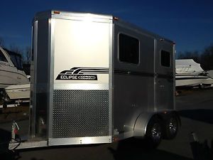 2012 Eclipse Horse Trailer 2 Horse Never Used