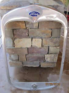 Original 1930 Model A Ford Grille Shell Hot Rod Rat Rod Restore