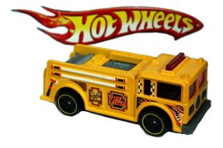 Hot Wheels Race Rods Exclusive Fire Eater