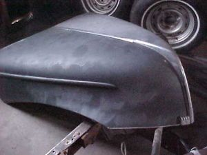 1940 1941 Ford Pickup Pick Up Truck Hood California Rust Free Awesome