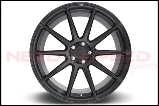 "21"" Niche Essen Black Fits Audi A7 S7 A8 S8 21x10 5 Concave Wheels Rims"