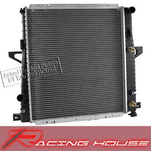 1997 2001 Ford Explorer 4 0L V8 Auto SOHC New Cooling Radiator Aluminum Core
