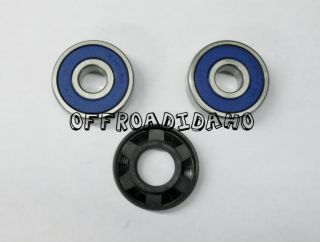 Front Wheel Bearing Kit Suzuki 1975 1976 RM125 RM 125 1976 1977 RM370 RM 370