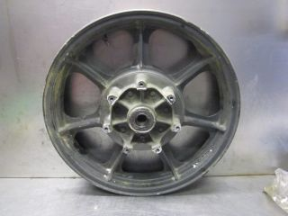 1980 KZ 1000 Shaft Drive Rear Wheel Rim Mag Enkei 2 50 x 17