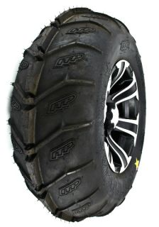 04 07 YXR66F Rhino 660 ITP Dune Star Tires on SS312 Tire Wheel Kit