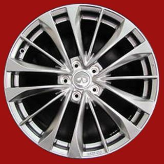 "Infiniti G37 2011 2013 19"" Factory ""Enkei"" Wheel Rim Rear 73759 Like New"