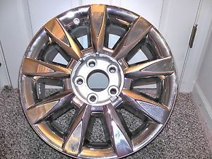 Lincoln MKZ Factory Wheels