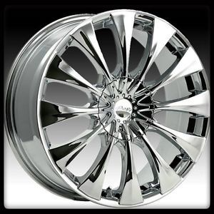17x7 5 Pacer Alloy 776C Silhouette 4x100 4x4 25 Contour Cougar Chrome Wheel Rims