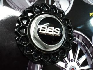 BBs RZ Black Wheel Center Cap 0923137