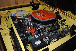 Plymouth Dodge Mopar Complete 383 Engine Less Than 500 Miles on Rebuild