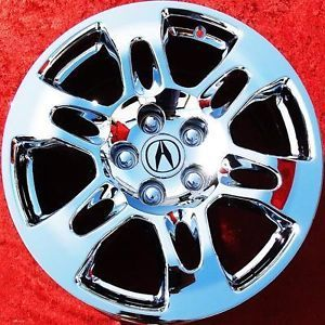 "18"" Acura MDX Chrome Wheels Rims RL TL ZDX Honda Odyssey Exchange 71759"