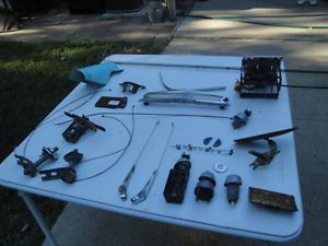 1957 57 Chevy Bel Air 150 210 Sedan Hardtop Gasser Wagon Dash Parts Lot