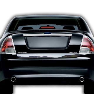 Ford Fusion 06 09 Trunk Trim Chrome Style Auto Accessories