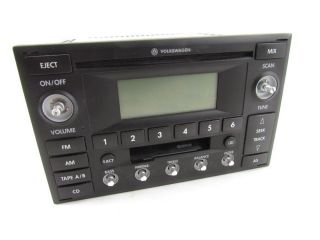Monsoon Double DIN Radio for Parts or Repair Clarion VW Passat 01 05 Jetta 01 05