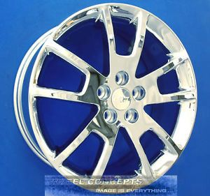 Chevy Malibu 18 inch Chrome Wheel Exchange New 18""