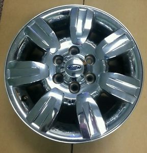 "Ford F150 Expedition Chrome Clad Factory 18"" Wheel Rim 3915 Single Wheel"