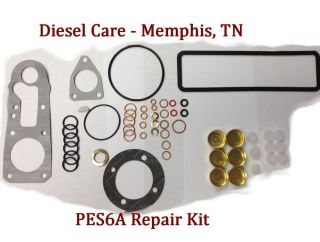 PES6A Bosch Style Injection Pump Repair Kit Case Cummins John Deere Duetz