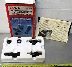K D Tools 3241 Ford Chrysler Compressor Seal Tool