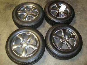 Aftermarket Eagle Alloy Wheels w Tires for 99 1999 CRV
