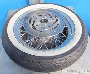 Harley Davidson Road King Wheel Tire Combo Dunlop D402F MT90B16 M C 72H