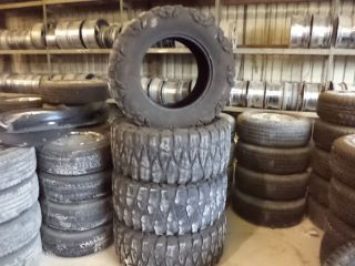 Nitto Mud Grappler 38x15 50R20 Load E Used Tires Ford Dodge Chevy
