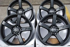"18"" Mesh 313MB Alloy Wheels Fit Volvo XC60 XC70 XC90"