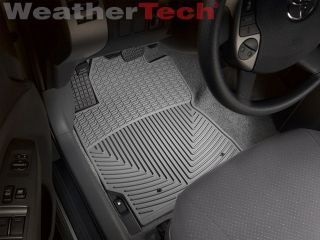 Weathertech® All Weather Floor Mats Toyota Prius 2004 2009 Grey