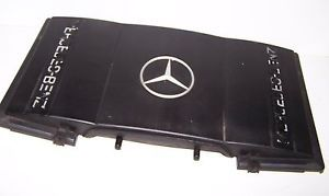94 1994 95 1995 Mercedes Benz E420 E 420 Engine Bay Cover Upper Air Filter Box