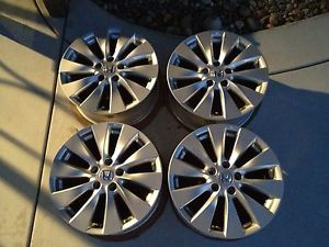 "17"" 2013 Honda Accord Wheels EX Touring Also Fit Honda Civic"