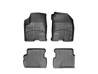 Weathertech® Floor Mats Floorliner Ford Focus 2008 2009 Black