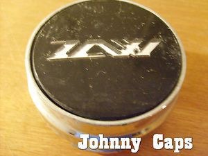 ZAW Performance Wheels Chrome Center Caps 31190 Cap Custom Wheel Center Cap 1