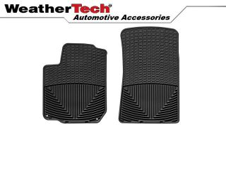 Weathertech® All Weather Floor Mats 2003 2008 Honda Pilot Black