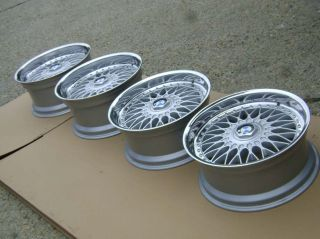 BMW BBs Style 5 Staggered 17x9 17x8 Wheels E39 E38 E3418 E31 E28 M5 E30 M3