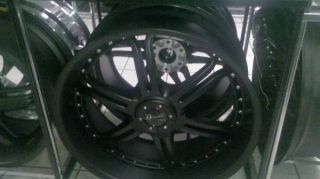 "26"" Gianelle Mallorca Wheels Tire Giovanna Dub 26 28"