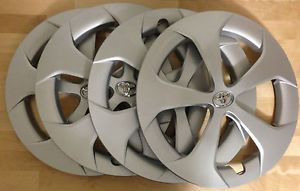 "New 2013 Toyota Prius Set of 4 15"" Wheel Cover Hub Cap Hubcap Rim Tire"