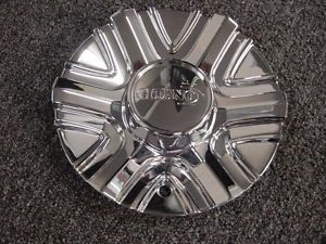 Gitano Wheels Custom Chrome Center Cap Part 616 Cap