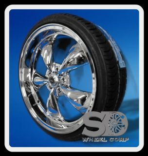 "20"" 18"" American Racing AR605 Chrome Wheels 225 35 20 225 40 18 Nexen Tires"