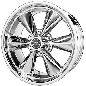 22x9 5 Chrome American Racing Torq Thrust St Wheels 6x5 5 12 Lifted Cadillac