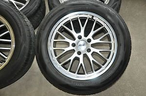 225X55R17 Custom Wheels Tires for Nissan Altima Maxima