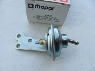 Dodge Mopar Chrysler 273 318 361 383 V8 Choke Pull Off