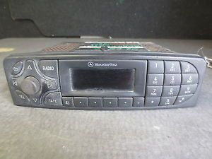 Mercedes C240 C320 Cassette Player Radio Stereo 2001 2002 2003 2004
