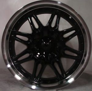 "4 18"" American Racing Wheels Rims Alloys 5 Lug Tundra Sequoia AR32"